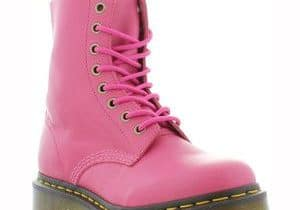 Pink-Boots